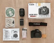 Canon 650D EF-S 18-55 IS II Kit - 99p Start No reserve