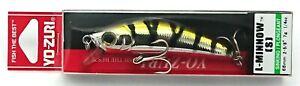 fishing lure YO-ZURI L-Minnow (S) 66mm / F1168-YP