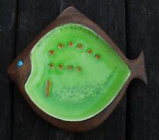 Beswick Ceramic Fish Dish No 2133 Plate Wall Plack Ornament