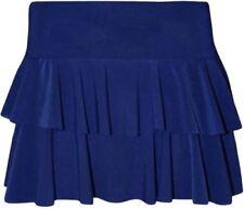Gonne e minigonne da donna blu in poliestere taglia S