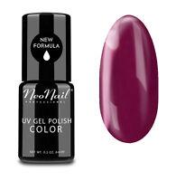 NeoNail LED UV Nagellack UV Polish Gel 6 ml - Calm Burgundy