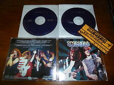 Scorpions / Livedrive - Live Japan 1979 ORG 2CD w/Ticket Replica NEW!!!!! C8
