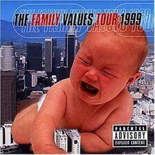 Family Values Tour '99 Limp Bizkit, Primus, Staind, Korn, Filter.. [CD]
