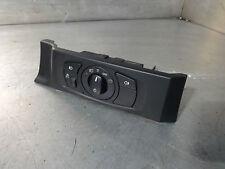 BMW e60/e61 530d se 2004 pannello di controllo dei fari Interruttore Unità 6925297