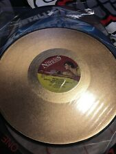 "METALLICA - CREEPING DEATH, SPECIAL ANNIVERSARY EDITION 12"" GOLD VINYL E.P."