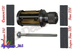 """Engine Cylinder Hone Kit - 3.1/2"""" To 6.1/2"""" Honing Machine + Honing Stones"""