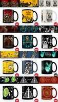 Heat Sensitive Mug Hot Colour Changing Harry Potter Zelda Batman Game Of Thrones
