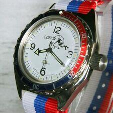 Vostok Anfibio, anfibios Personalizado Reloj De Buceo Automático ruso, Buceo Amigo, Nuevo, En Caja