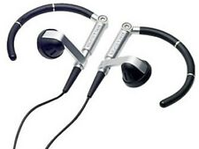 Bang & Olufsen B&O Brand New Silver Color A8 ALUMINUM Hi-Fi Earphones