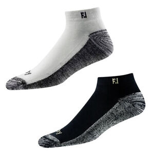 New Men's FootJoy ProDry Sport Low Cut Golf Socks - Choose Size & Color!