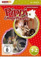 PIPPI LANGSTRUMPF TV-SERIE 2 DVD NEUF