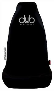 GENUINE DUB SEAT GLOVE Seat Cover fits Volkswagen POLO - British Made Quality!