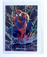 SPIDER-MAN 1992 MARVEL MASTERPIECES SERIES PROMO CARD JOE JUSKO ART NM 9.5