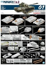 1/35 Dragon IDF Magach 2 (2 in 1) - Smart Kit #3565