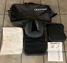 Oakworks Desktop Portal Massage Seated Massage System