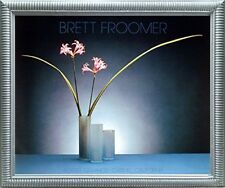 Nerine Lilies Flowers Floral Still Life Fine Wall Decor Silver Framed Picture
