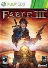 Fable III Xbox 360 New Xbox 360