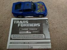 Transformers 2010 Deluxe Turbo Tracks, Scout Insecticon lot