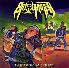 BIO-CANCER EAR PIERCING THRASH 2012 CD GREEK THRASH METAL ReRELEASE BONUS TRACKS