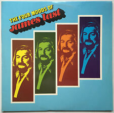 JAMES LAST The Four Moods of James Last 2LP g/fold 1980 Polydor (GERMANY) EX/EX