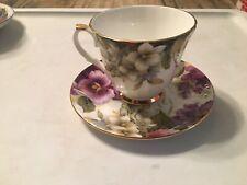 Buchess Tea Cup And Saucer