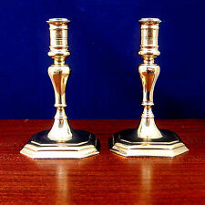 Virginia Metalcrafters - 18th CENTURY CANDLESTICKS ~ Williamsburg ~ CW16-35 ~ 7""