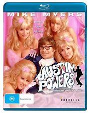 Austin Powers - International Man Of Mystery (Blu-ray, 2014) BRAND NEW & SEALED
