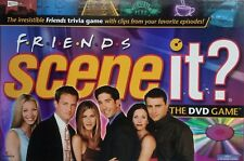 Friends Scene It? DVD Trivia Board Game NEW SEALED Family fun COLLECTABLE