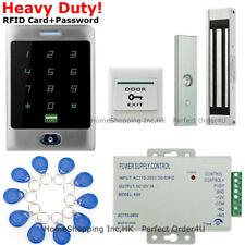 Waterproof Rfid Card And Password Door Access Control System+Door Magnetic Lock