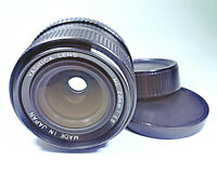 [Minor Flaw] Yashica ML 28mm f/2.8 Fast Wide Angle Prime Lens ⌀52 - C/Y Mount
