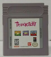 Tamagotchi 1 Original 1997 Manual Nintendo Game Boy Color TESTED GBA  Advance
