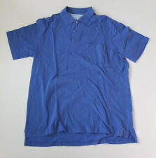 LANDS'END Polo-Shirt Gr. XL tall kurzarm