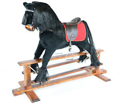 Beautifully handmade rocking horse MARS VII  from MJMARK BRAND NEW SALE SALE