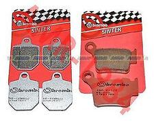 Pastiglie Freno Brembo Ant + Post KTM 450 SMR  2007->