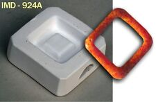 IMD-924A JEWELRY BLANK SGUARE GLASS FUSING pod mold