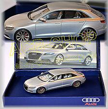 Audi Roadjet 2006 Concept study ice blue ice-blue metallic 1:43 Look Smart