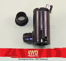 Wiper Washer Pump - Triton ME MF MG MH MJ (86-96) 2.6P 3.0P-V6 2.5D/TD