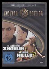 DVD EASTERN DOUBLE FEATURE VOL. 7 - DER ZAUBERZOPF DER SHAOLIN + BUDDHA KILLER