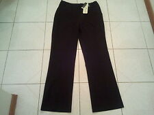 KATIES WOMENS BLACK STRETCH PANTS SIZE 12 BRAND NEW WITH TAGS