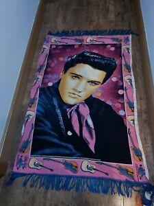 Elvis Presley Throw