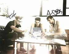 FUN. SIGNED 8X10 PHOTO COA AUTOGRAPHED WE ARE YOUNG SOME NIGHTS JACK ANDREW 2