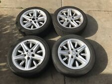 "4 X 17"" X 8"" HOLDEN COMMODORE VT SS ALLOY WHEEL RIM W/ TYRE VN VP VR VS VX VY VZ"