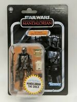 Din Djarin The Mandalorian and Child-Star Wars Vintage Collection-Walmart VC177