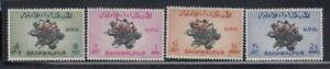 BAHAWALPUR 75th Anniversary Universal Postal Union (Officials) MNH set