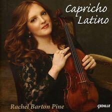 Rachel Barton Pine - Capricho Latino [New CD]