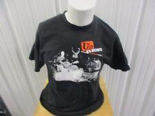 Vintage 2001 U2 Go Home! Live From Slane Castle Concert Black Large T-Shirt