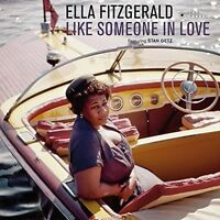 Ella Fitzgerald - Like Someone In Love [New Vinyl] Gatefold LP Jacket, 180 Gram,