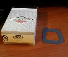 Genuine OEM NOS 270328 BRIGGS & STRATTON Sump Drive Cover Gasket New # 691868