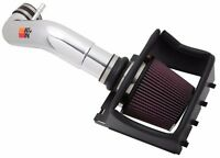 Fits Ford F150 2011-2014 5.0L K&N 77 Series Performance Cold Air Intake System