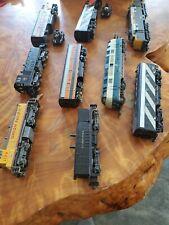 9 Ho locomotives/helpers